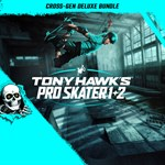 Tony Hawk's™ Pro Skater™ 1 + 2 - Cross-Gen Deluxe Bundle Logo