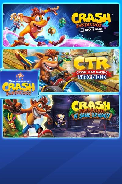 Crash Bandicoot™ - Crashiversary Bundle