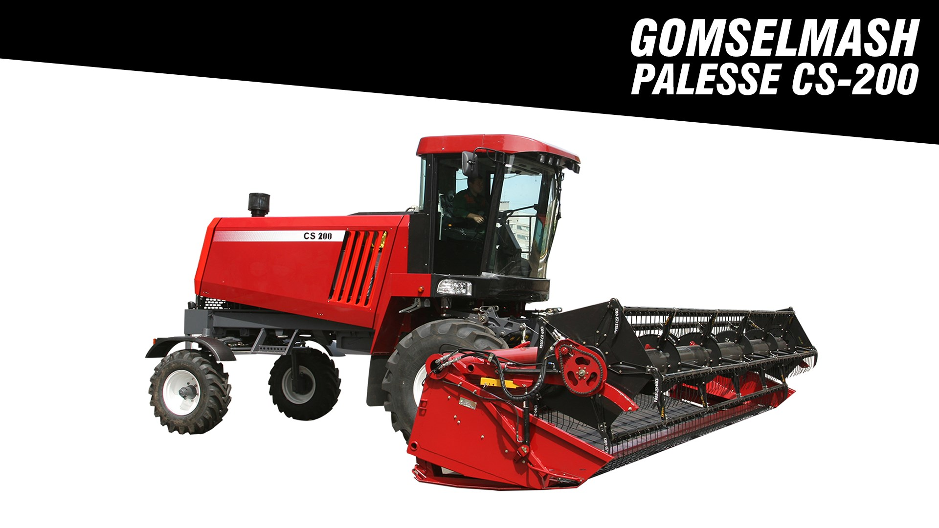 Gomselmash Palesse CS – 200