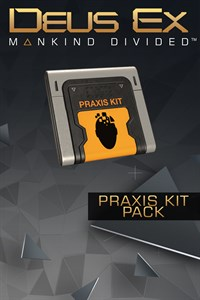 Carátula del juego Deus Ex: Mankind Divided - Praxis Kit Pack