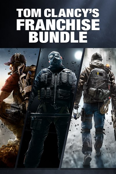 The Tom Clancy's Franchise Bundle