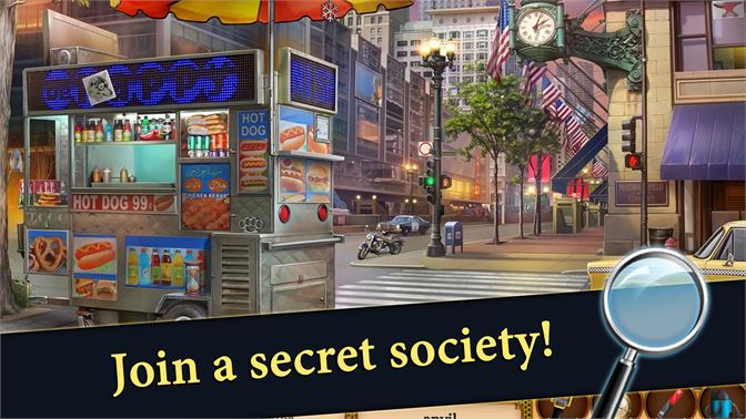 Get Hidden Objects: Mystery Society HD - Microsoft Store
