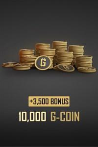 PUBG — 13500 монет G-Coin