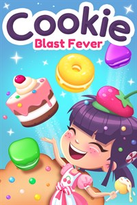 Cookie Blast Fever - Match 3: Sweet Baking Journey