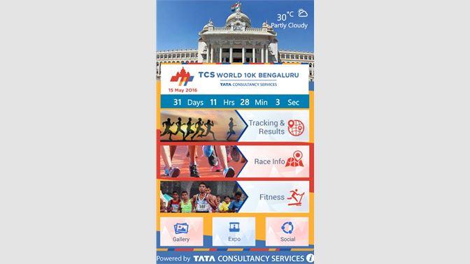 Get TCS World 10K - Microsoft Store en-BH