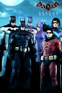 Pack de aspectos de bat-familia