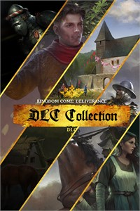 Carátula para el juego Kingdom Come: Deliverance - DLC Collection de Xbox 360