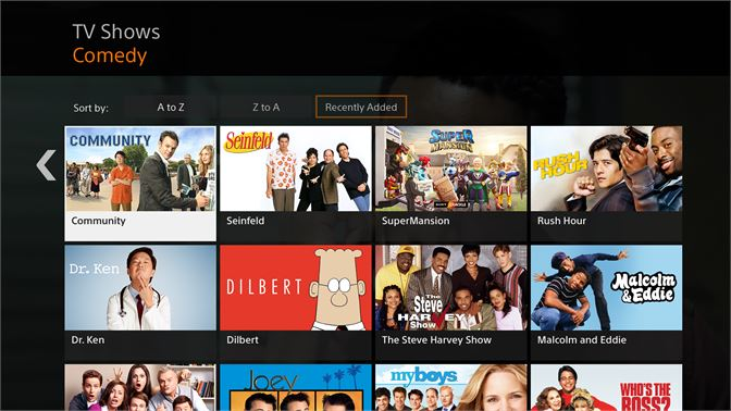 Get Sony Crackle - Movies & TV - Microsoft Store