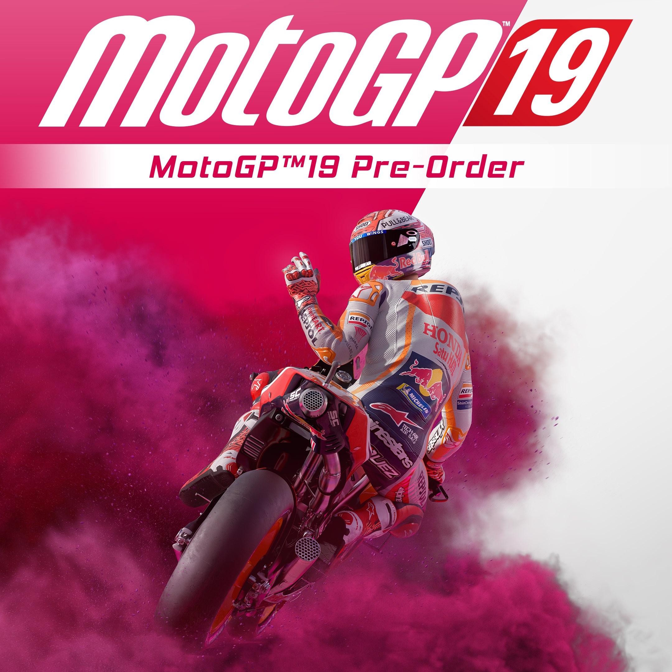Motogp 19 — Pre-Order