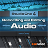 Recording & Editing Audio Course For Studio One 4