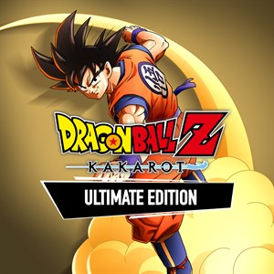 DRAGON BALL Z: KAKAROT Ultimate Edition Pre-Order Bundle Xbox One