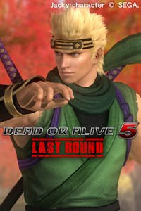 DOA5LR Ninja Clan 2 - Jacky