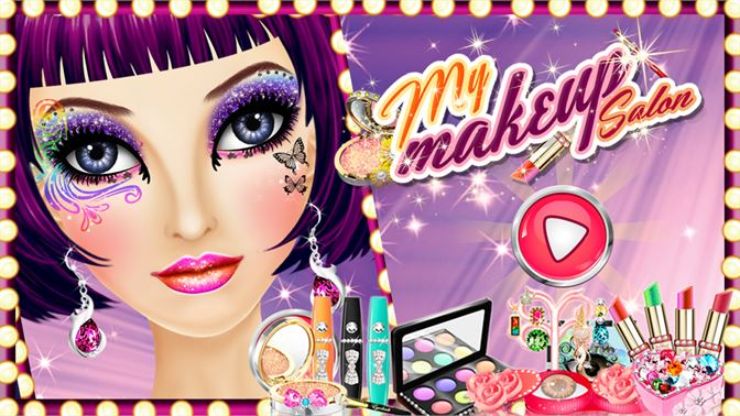 My Makeup Salon - Girls Fashion Game ...