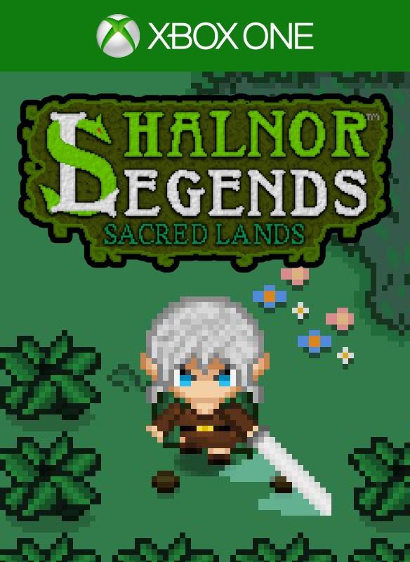 Shalnor Legends: Sacred Lands boxshot