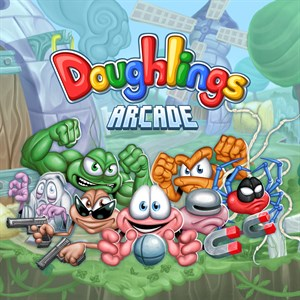 Doughlings: Arcade Xbox One