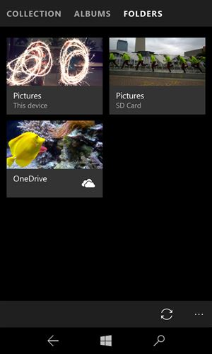 Microsoft Photos Screenshot