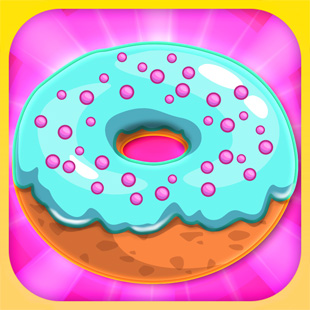 Get Donut Maker - Crazy Chef Cooking Game for Kids