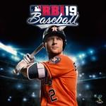 R.B.I. Baseball 19 Logo