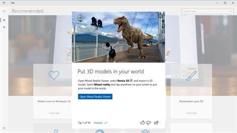 Microsoft Tips Screenshots 2