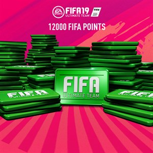FIFA Points 12,000 Xbox One