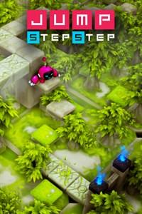 Carátula para el juego Jump, Step, Step de Xbox 360
