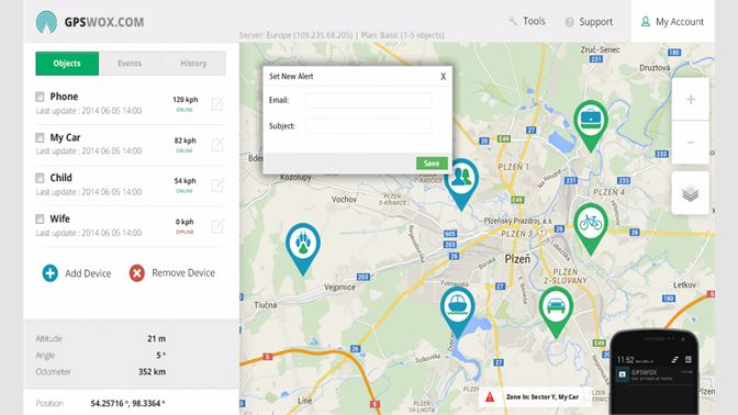 Get Mobile GPS Tracker - Microsoft Store