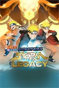 Carátula del juego NARUTO SHIPPUDEN: Ultimate Ninja STORM Legacy