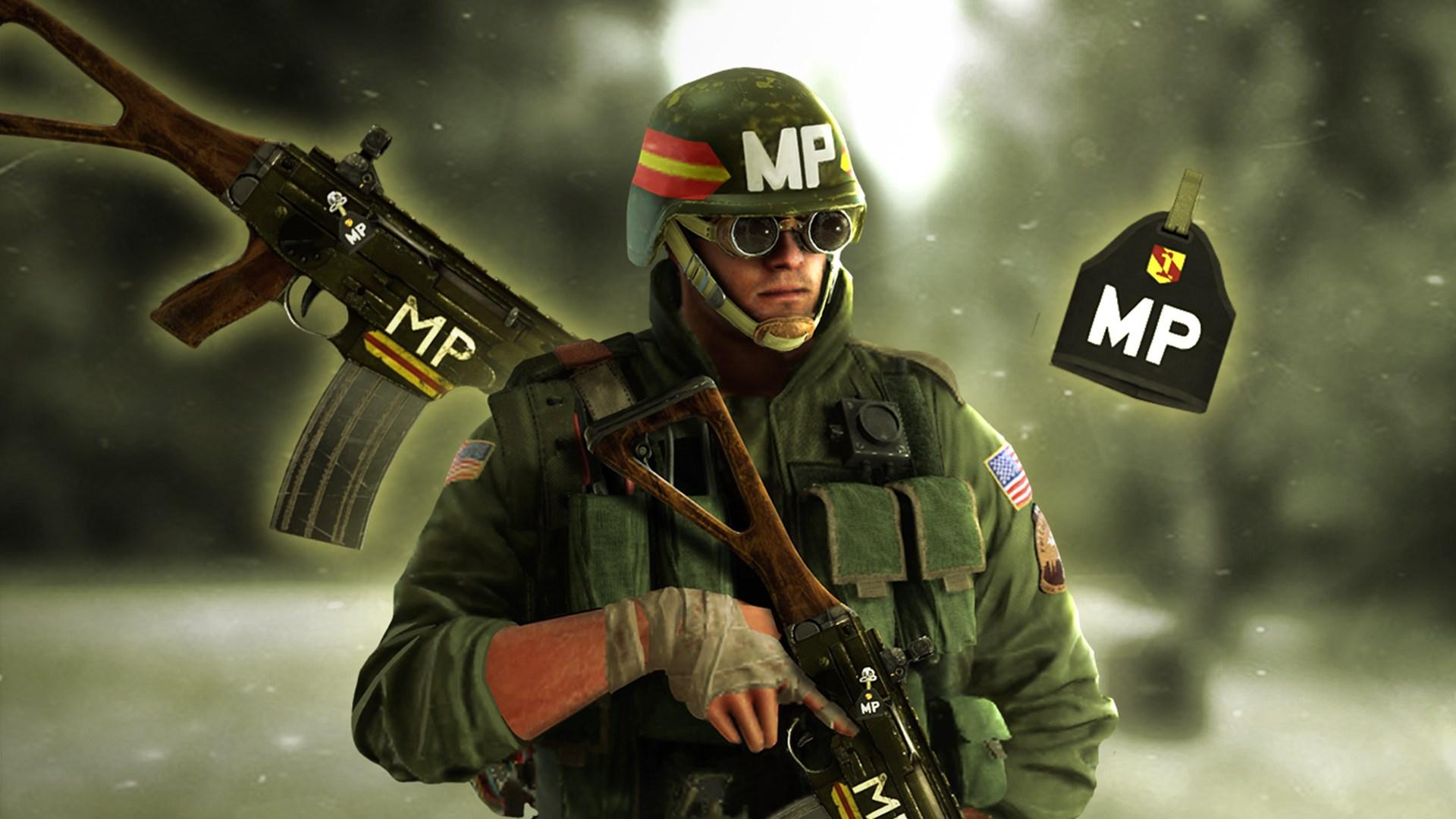 Buy Tom Clancy S Rainbow Six Siege Thermite Military Police Set
