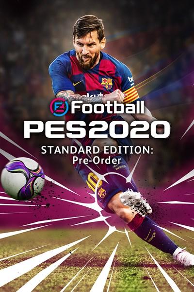 eFootball PES 2020 STANDARD EDITION: Pre-Order