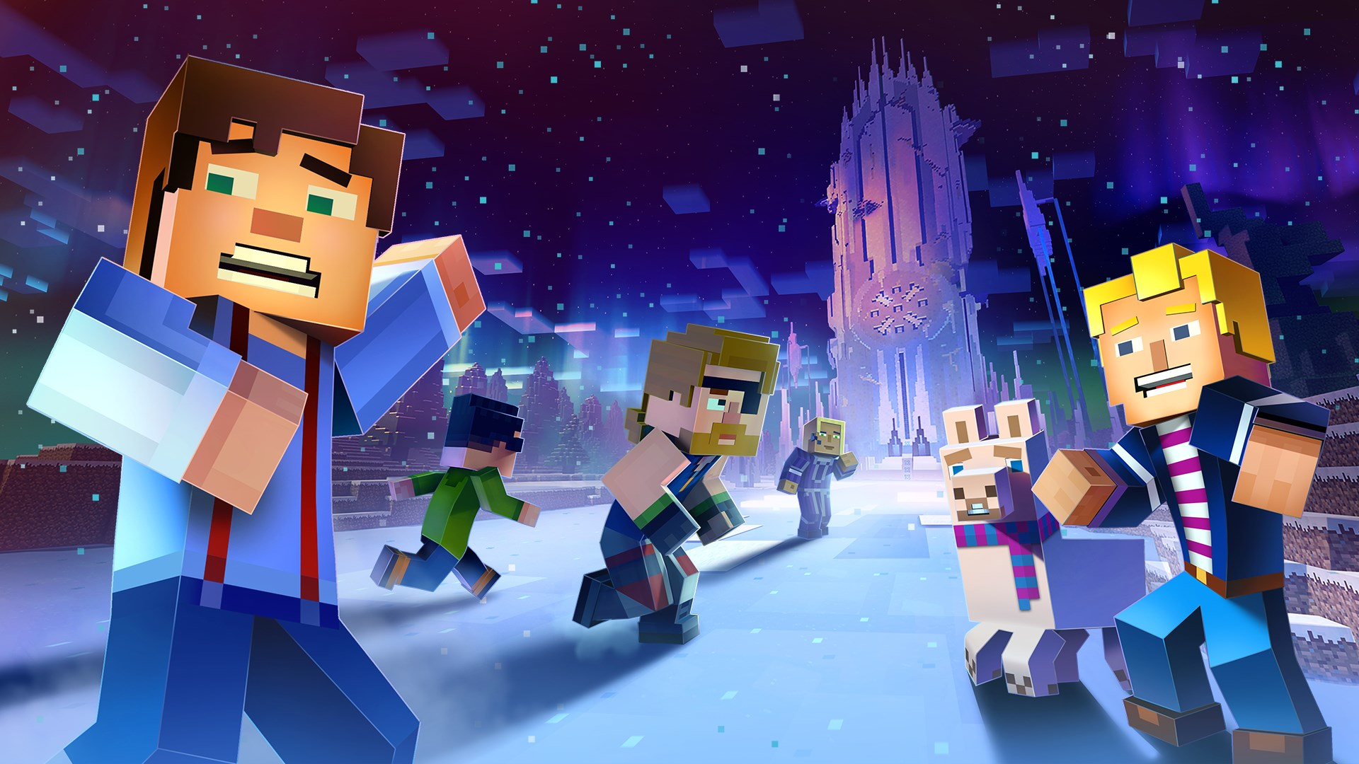 Buy Minecraft Story Mode Season Two Episode 2 Microsoft Store