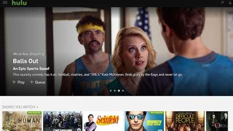 Hulu Screenshots 2