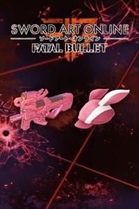 SWORD ART ONLINE: FATAL BULLET LLENN's Special Weapon & Hat