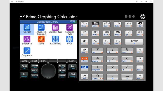 Hp 50g Virtual Calculator