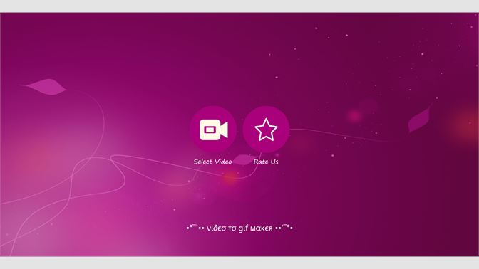 Get Video To Gif Maker - Microsoft Store