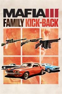 Carátula del juego Mafia III – Family Kick-Back