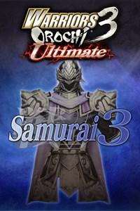 WARRIORS OROCHI 3 Ultimate SAMURAI DRESS UP COSTUME 3