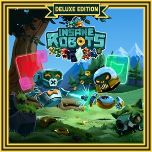 Insane Robots - Deluxe Edition Xbox One
