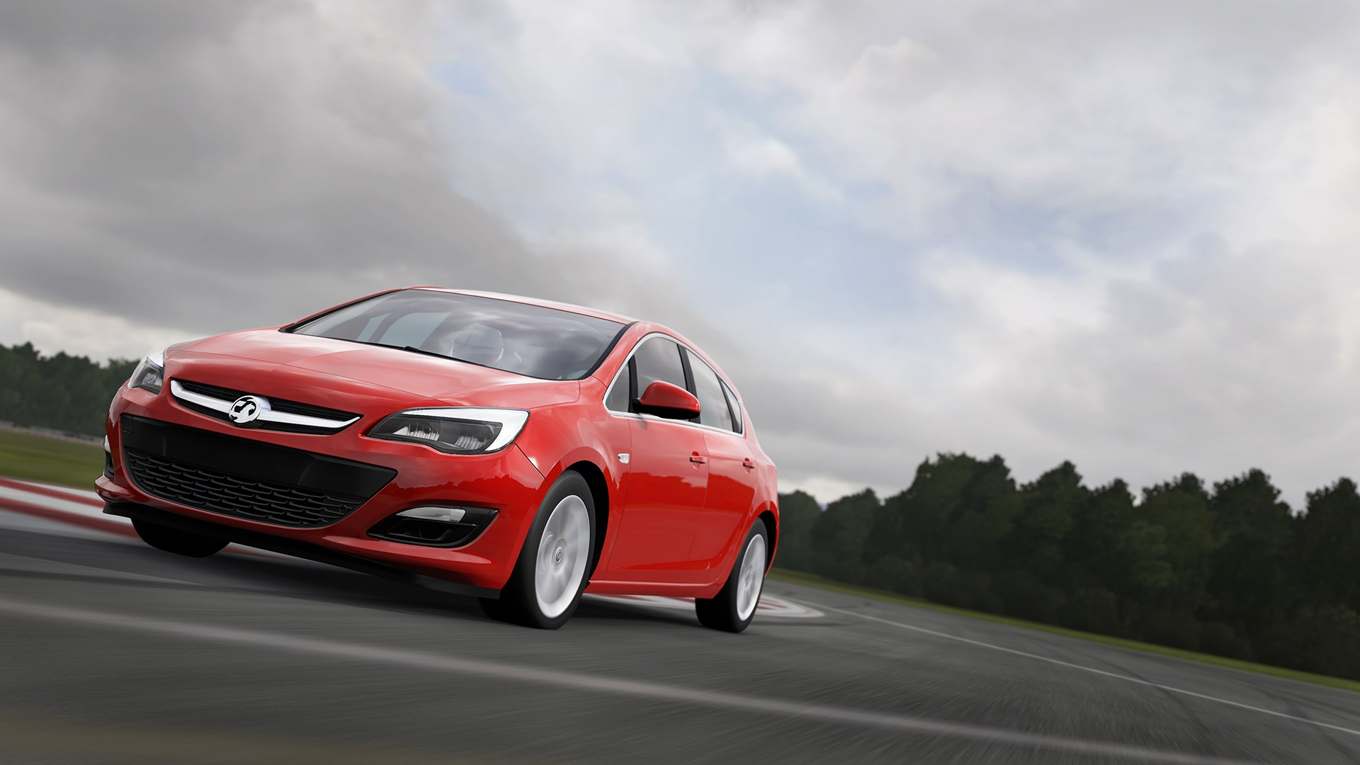 Forza Motorsport 5 2013 Vauxhall Astra 1.6 Tech Line Top Gear Edition