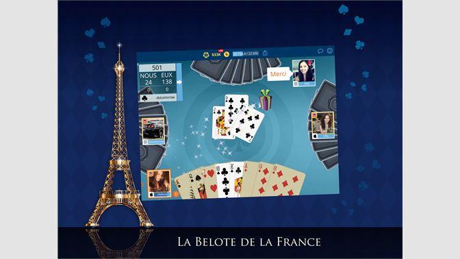 2d11d6c1697b7 Recevoir VIP Belote - Coinche et Belote - Microsoft Store fr-CH