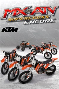 Carátula del juego 2015 KTM Vehicle Bundle
