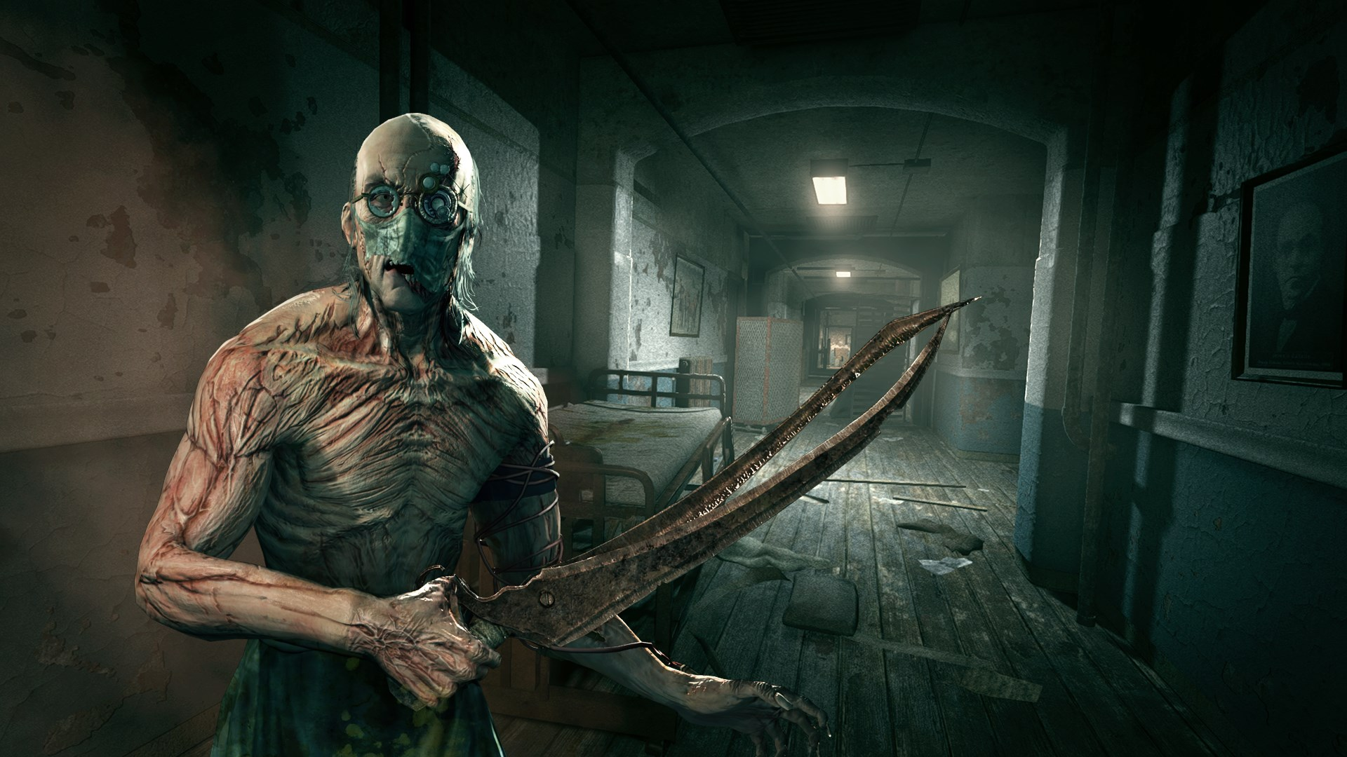 Did you know that Outlast was inspired by the Real-life mental hospital?