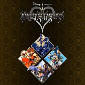 KINGDOM HEARTS - HD 1.5+2.5 ReMIX - Xbox One
