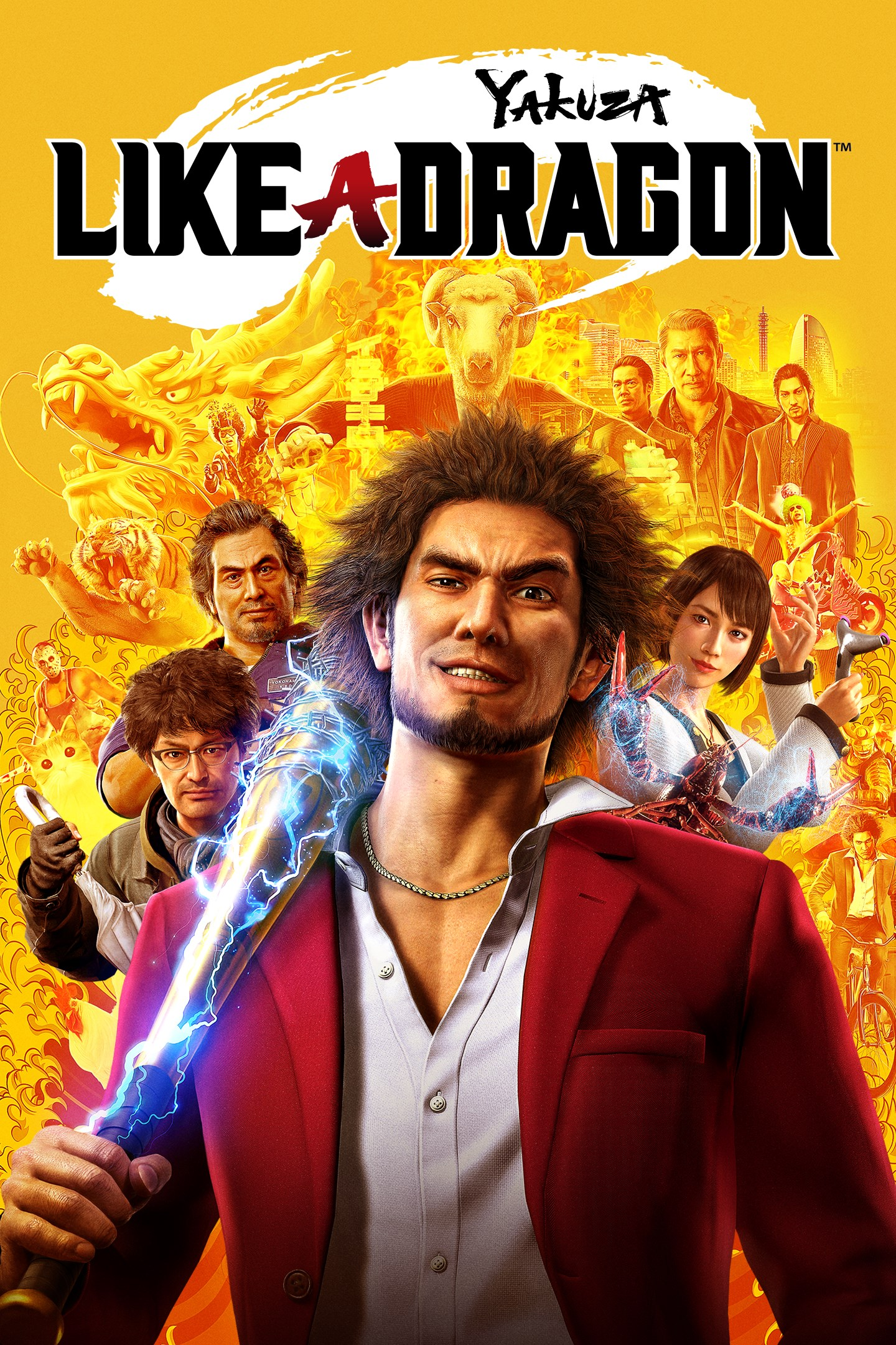 Buy Yakuza Like A Dragon Day Ichi Edition Microsoft Store