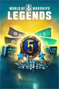 World of Warships: Legends — Credits cache