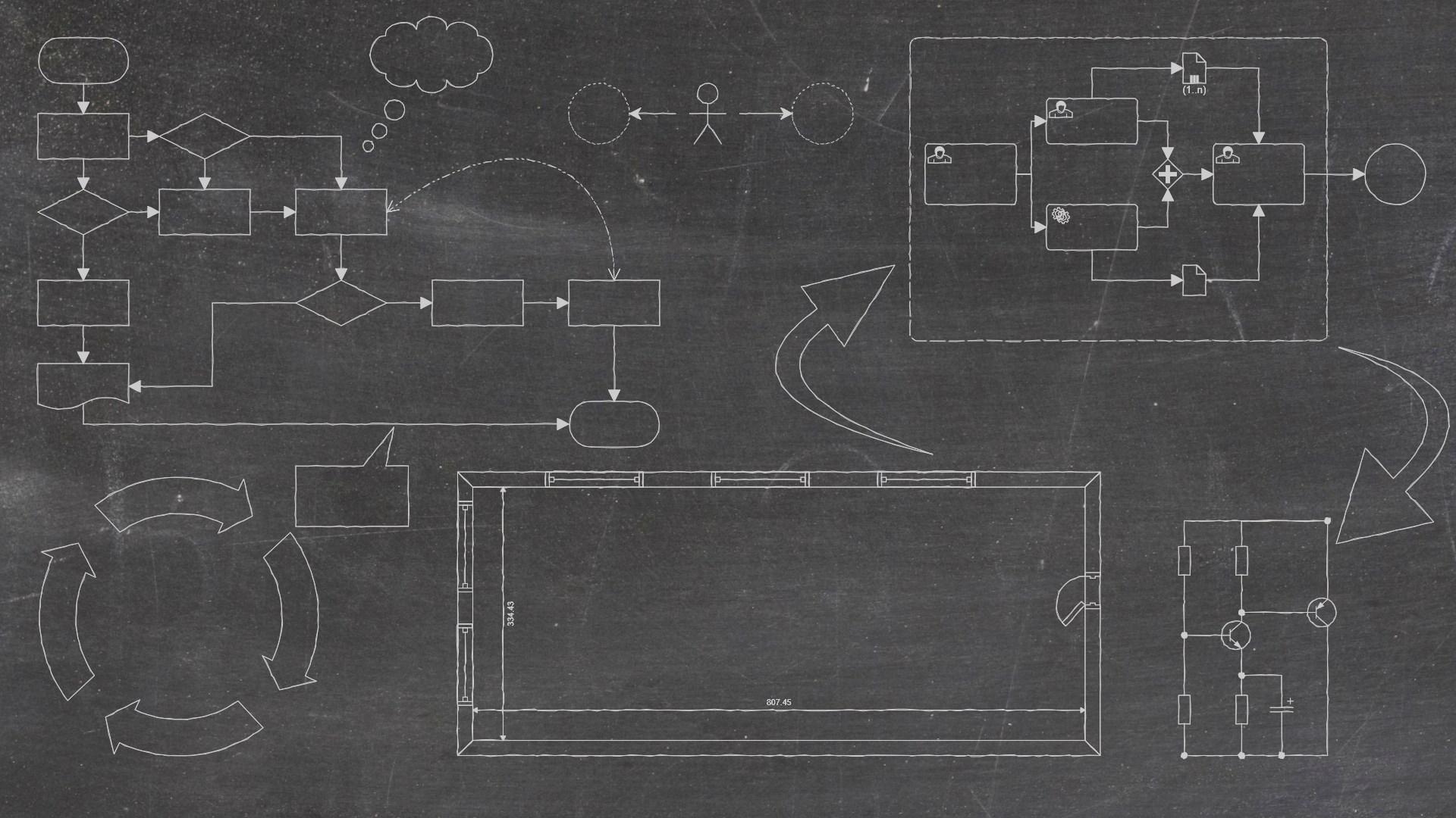 Grapholite - Designer für Diagramme, Ablaufpläne und Flurpläne ...