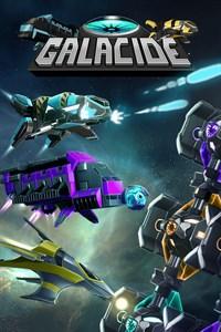 Carátula para el juego Galacide de Xbox 360