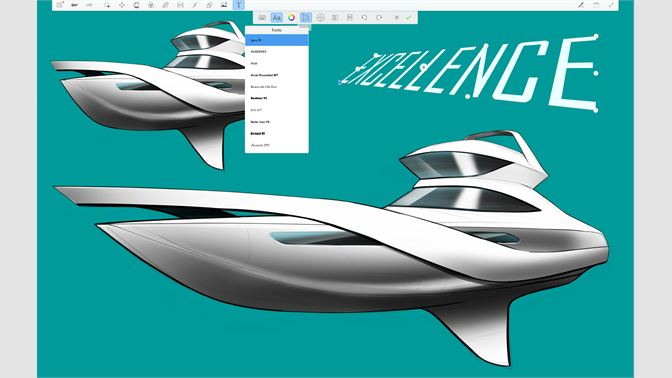 Hent Autodesk SketchBook - Microsoft Store da-DK