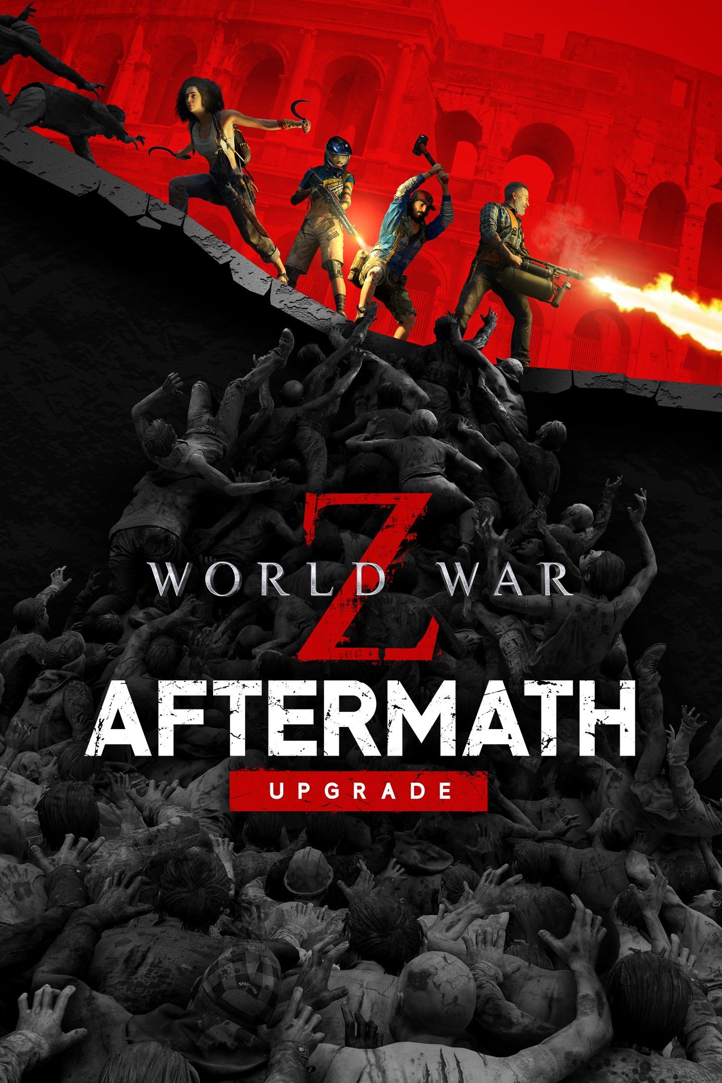World War Z: Aftermath Upgrade