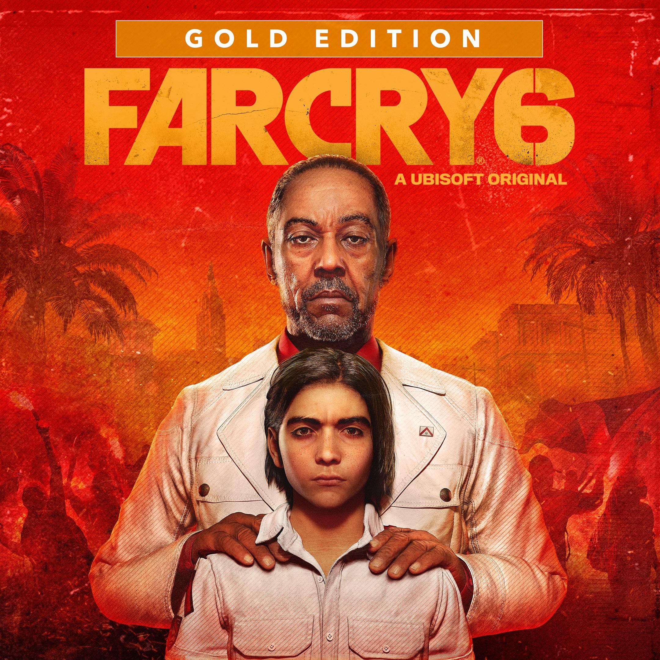 Far Cry® 6 Gold Edition
