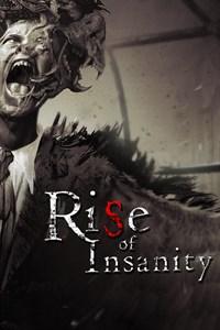 Carátula para el juego Rise of Insanity de Xbox 360